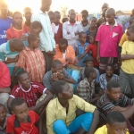 Celebration Youth cohesion for sports tournaments   in Afgoye District